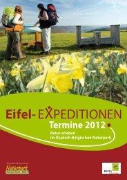 Eifel-Expeditionen 2012 - Nationalpark Eifel