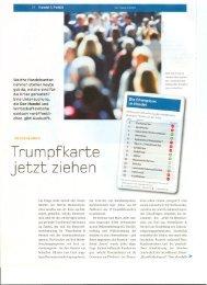 Handelsstudie in DER HANDEL April 2009 - facit