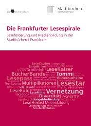 Lesespirale (pdf, 897 KB) - Frankfurt am Main