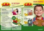 Ihr CAP Markt Unsere Angebote