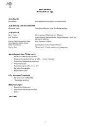 MNU PRIMAR Heft 3/2010 (2. Jg.) Standpunkt Aus Bildung und ...