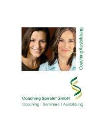 Infomappe Coaching Ausbildung - Coaching-Index