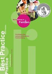 Sachsen-Anhalt - Wertebildung in Familien