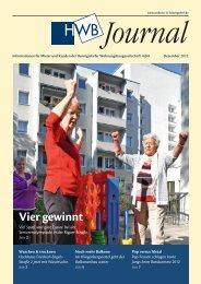 finden Sie das HWB Journal Dezember 2012 - h e n n i g s d o r f . d e
