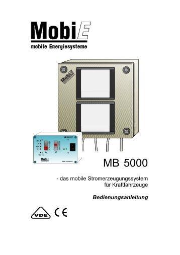 MB 5000 - Mobie.de