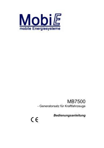 MB7500 - Mobie.de
