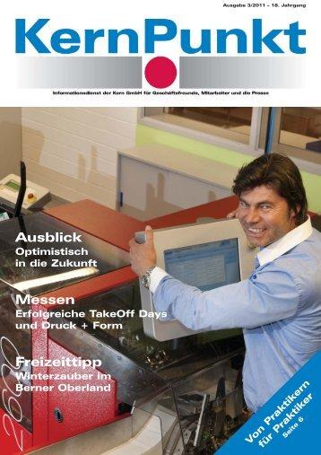 KernPunkt 03-2011.pdf - Kern GmbH