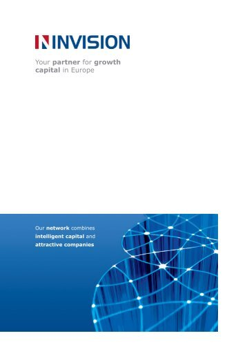 Your partner for growth capital in Europe - Invision Private Equity