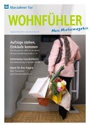Ausgabe 2012_1 - Wohnungsgenossenschaft Marzahner Tor eG
