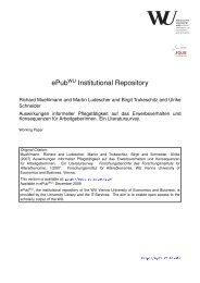 Download (748Kb) - ePub WU - Wirtschaftsuniversität Wien