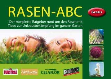Celaflor Rasen-ABC - Schneckenprofi