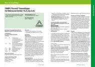 COMPO Floranid® Rasendünger mit Unkrautvernichter 15+5+8(+3+9)