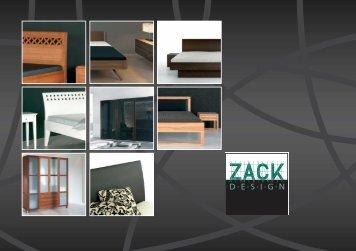 Katalog Zack / Cantate - Futon Etage GmbH