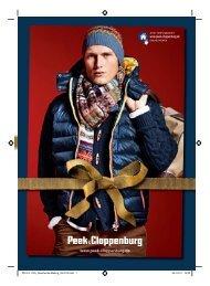 2012-2-1103 Geschenke-Mailing 251012 - Peek & Cloppenburg