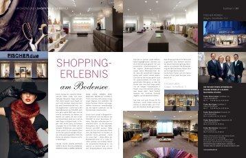 am Bodensee - Modehaus Fischer