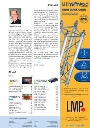 Equipment - Lmp