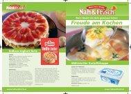 Freude am Kochen - Nah & Frisch
