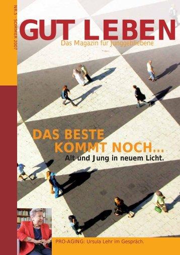 Ausgabe Herten - magazin gut leben
