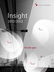 MF_Insight_En_Screen (PDF) - Messe Frankfurt