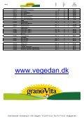 Detail GranoVita Priser 2010.xlsx - Vegedan - Page 5