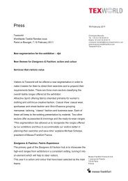 Texworld1102-e (PDF) - Messe Frankfurt
