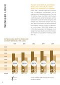 Auf dem weg zur lohngleichheit! Tatsachen und Trends. - Seite 6