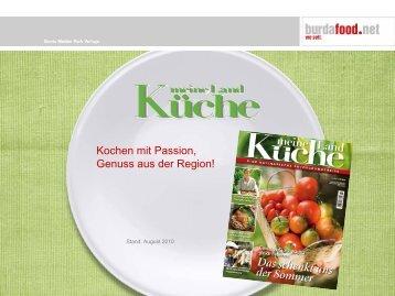 Meine LandKüche   Burdafood.net