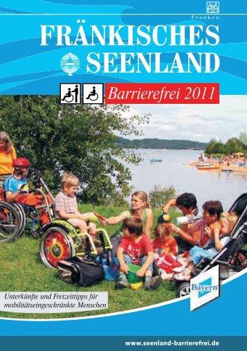 Broschüre - AG Barrierefreie Reiseziele Deutschland