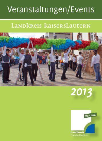 Veranstaltungskalender - Landkreis Kaiserslautern