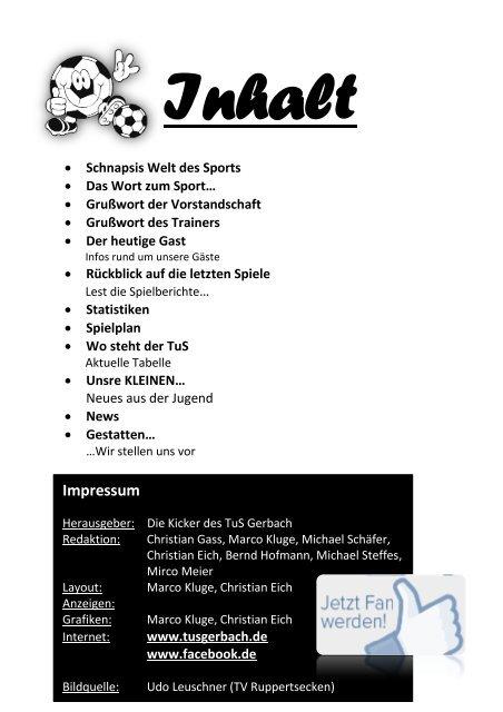 genua Bezirksklasse Nord / Kreisklasse Mitte Kaiserslautern ...