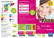 03. - 11.11.2012 - Mode Heim Handwerk