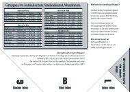 PDF, 266 KB - Mannheimer Evangelisierungsteam (MET)