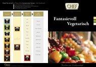 Fantasievoll Vegetarisch - Nestlé Professional