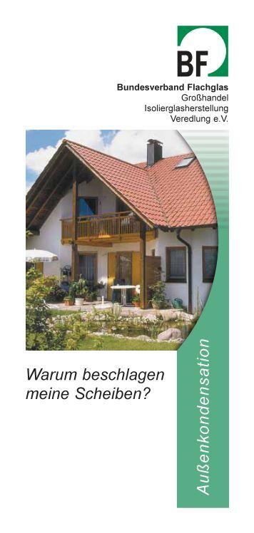 Warum Beschlagen Scheiben : ganzglasecke isolierglas ~ Buech-reservation.com Haus und Dekorationen