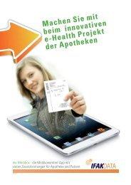my-Medibox für die Apotheken - IFAK DATA AG