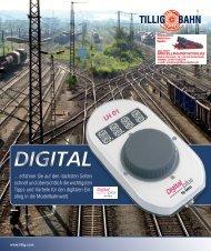 Tillig Digital Neuheiten 2013 - Modellbahnstation