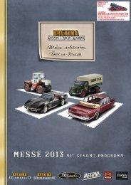Brekina Neuheiten und Katalog 2013