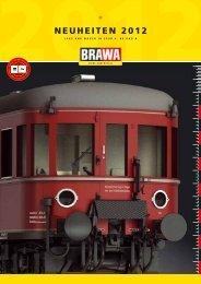 Brawa Neuheiten 2012 - Modellbahnstation