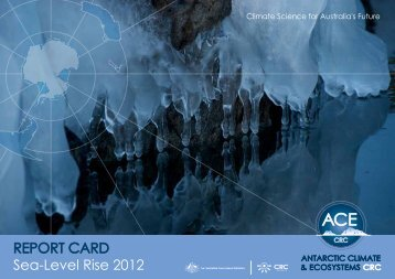 View Report Card: Sea Level Rise 2012 - Antarctic Climate and ...