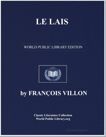LE LAIS - World eBook Library - World Public Library
