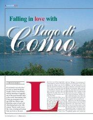 Falling inlovewith - Elegant Living Magazine