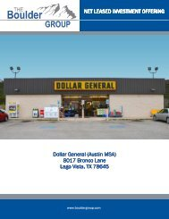 DG Lago Vista, TX Booklet - The Boulder Group
