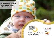 Dr. Andrea Lambeck Inga-Marie Schulz - Deutsche Gesellschaft für ...