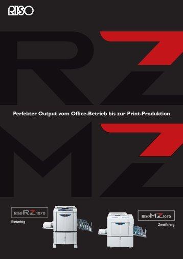 Download PDF-Prospekt - PrintSolutions Schumacher