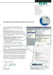 Neu: Rechnungen und Angebote, leicht und ... - Handwerkermarkt