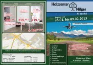 Download PDF-Datei - Holzcenter Nilges Laminat Koblenz