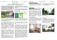 Ferienhof Hahn Hausprospekt / Angebot Seite 1 von 4 Ferienhof ...