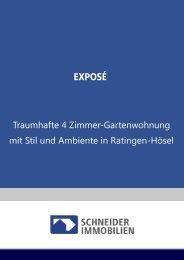 Beipielexposé Eigentumswohnung - Schneider Immobilien