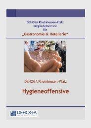 HACCP-Schulungen - beim DEHOGA Rheinhessen-Pfalz Hotel