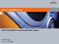 Helmut Kipp, STILL GmbH -